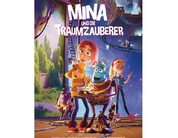 Gewinnspiel: MINA UND DIE TRAUMZAUBERER