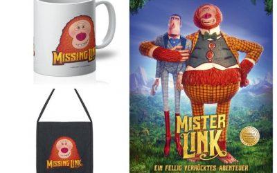 MISTER LINK – EIN FELLIG VERRÜCKTES ABENTEUER Gewinnspiel (1)