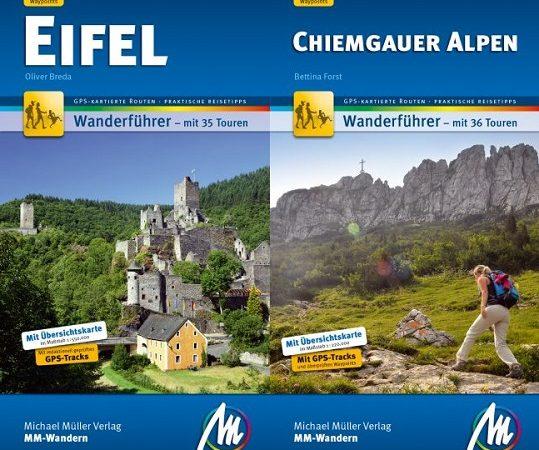 MM-Wandern  – Wanderführer aus dem Michael Müller Verlag