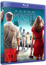 MONSTER PARTY Blu-ray