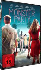 MONSTER PARTY DVD