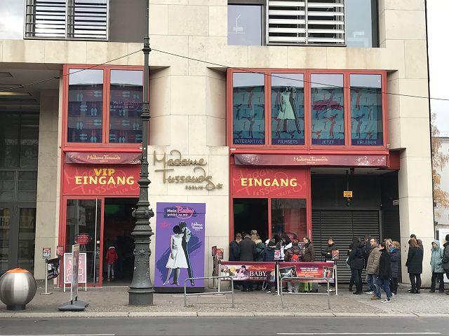 Ausflugstipp: Madame Tussauds Berlin