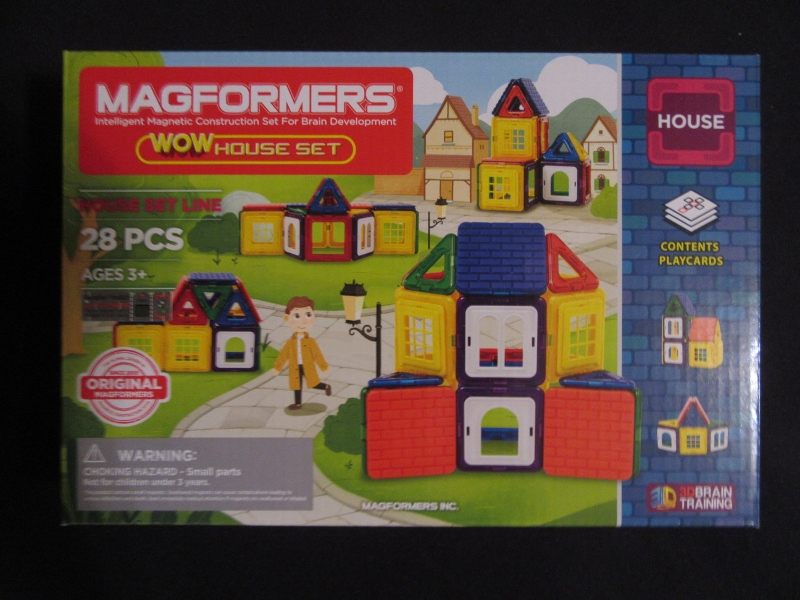 Produkttest-Magformers – Wow House-Set