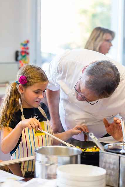 Maggi Tag der Qualität 36 - So essen eure Kinder besser