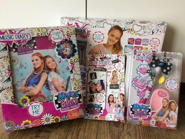 Maggie und Bianca Produkte im Test 1 - Produkttest: Maggie und Bianca Lookbook, Tagebuch und Stift