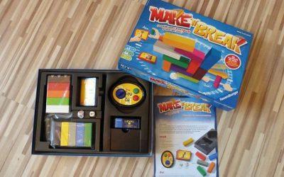 Make 'n' Break von Ravensburger 6 400x250 - Rezension: Spiel Make 'n' Break von Ravensburger