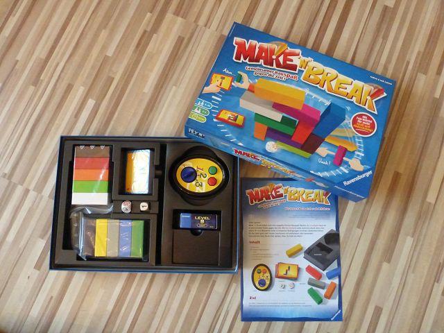 Make 'n' Break von Ravensburger 6 - Rezension: Spiel Make 'n' Break von Ravensburger