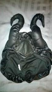 Maleficent Kostüm Funidelia 3 169x300 - Produkttest: Maleficent Hörner und Zepter von Funidelia