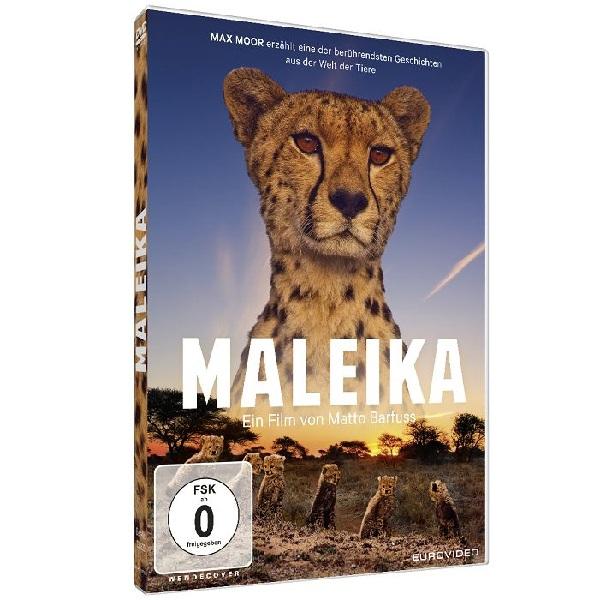 Gewinnspiel: MALEIKA von Gepardenmann Matto Barfuss