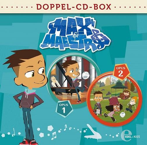 Max Maestro Gewinnspiel 3 - Gewinnspiel: Max & Maestro