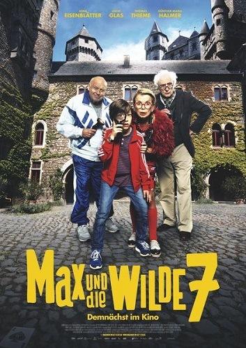 Max und die wilde 7 Gewinnspiel