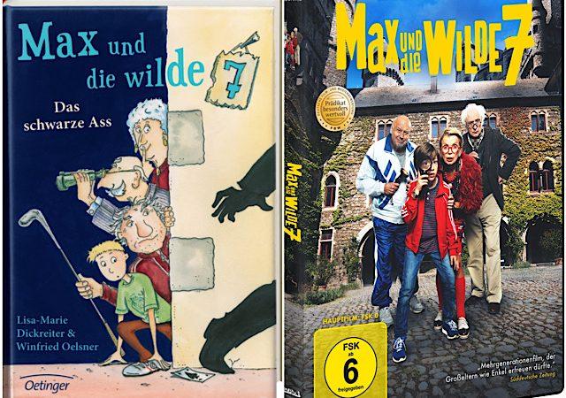 Gewinnspiel: Max und die Wilde 7