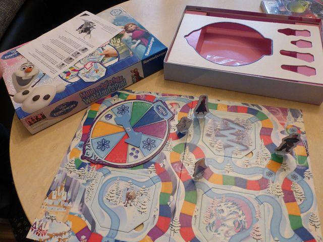 Rezension: Mein magisches Wettlaufspiel von Ravensburger