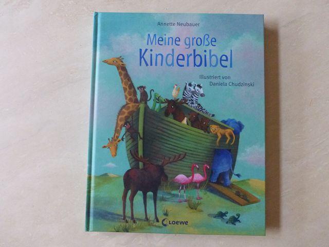 Meine große Kinderbibel 2 - Rezension: Meine große Kinderbibel - Loewe Verlag