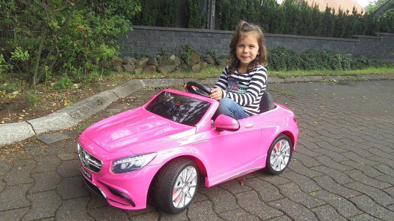Produkttest-miweba-Elektroauto Mercedes S63