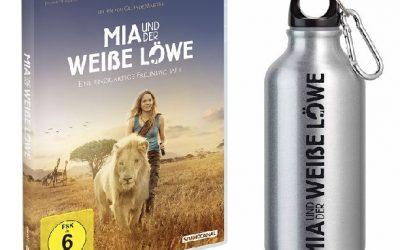 Mia und der weiße Löwe DVD Gewinnspiel