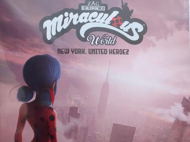 Miraculous World – New York, United Heroez