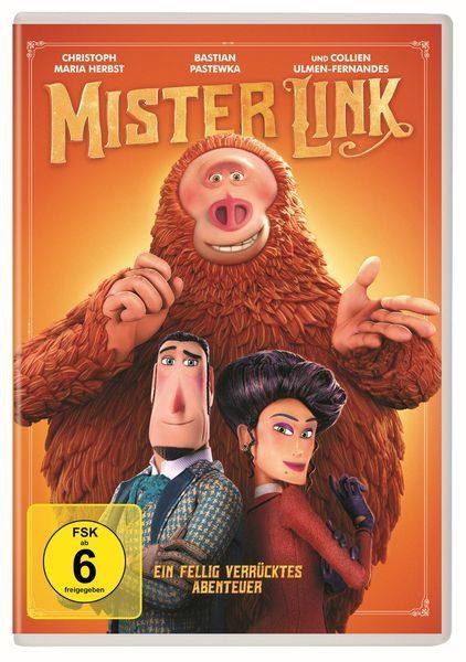 Mister Link DVD