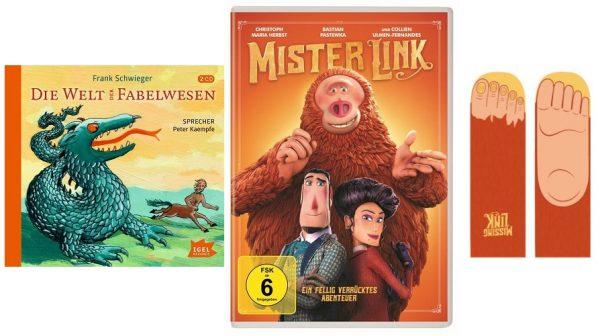 Mister Link DVD Gewinnspiel