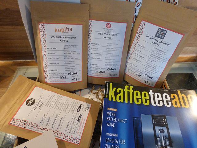 Produkttest: Mixeobox – Die Kaffee-Abo Box