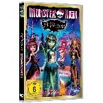 Adventskalender, 1. Türchen: DVD Monster High – 13 Wünsche
