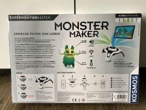 Monster Maker von Kosmos im Test 2 300x225 - Produkttest: Monster Maker von Kosmos