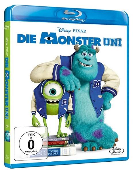 beendet – Die Monster Uni – Gewinnspiel