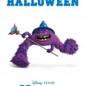 Monster Uni Halloween Motive