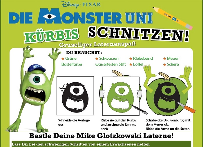 Monster Uni_Kürbisschnitzanleitung