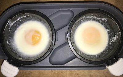 Morphy Richards Mico Egg Eier-Pochierform im Test