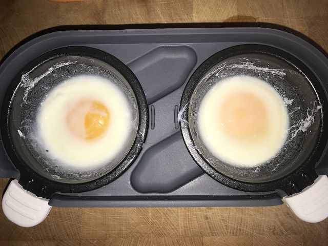 Morphy Richards Mico Egg Eier-Pochierform im Test