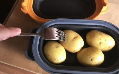 Morphy Richards Mico Potato Kartoffel Maker im Test