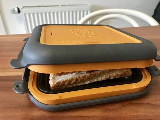 Morphy Richards Mico Toastie Sandwich Maker im Test