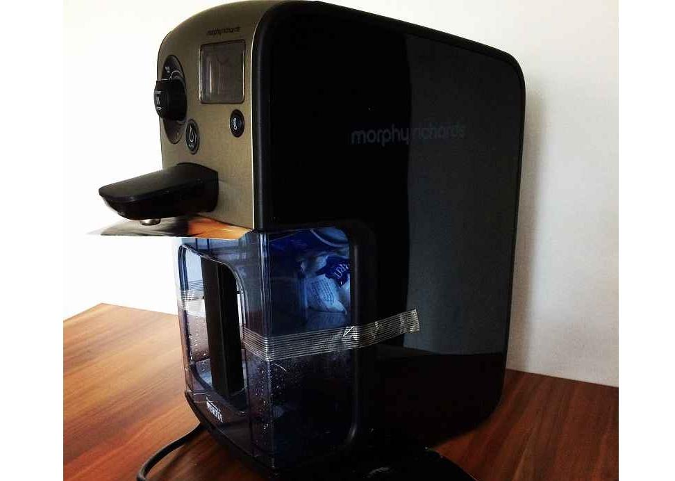 Morphy Richards Redefine Heißwasserspender 1 Kopie - Produkttest: Morphy Richards Redefine Heißwasserspender und Wasserkocher