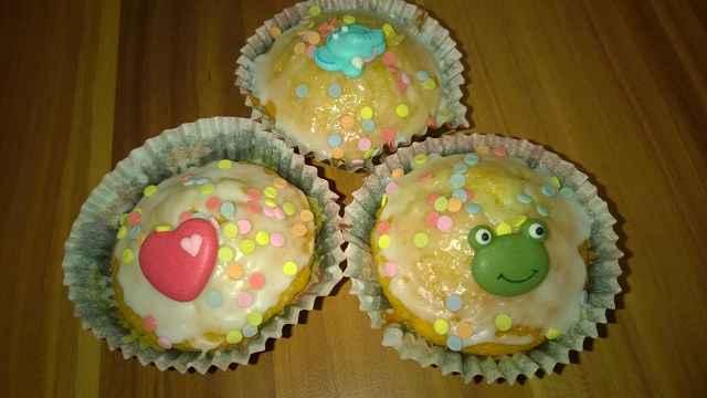 Muffin Rezept für Kinder