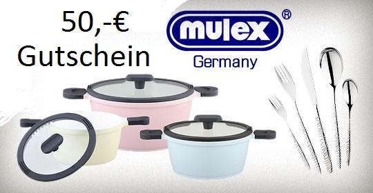 Mulex Gutschein