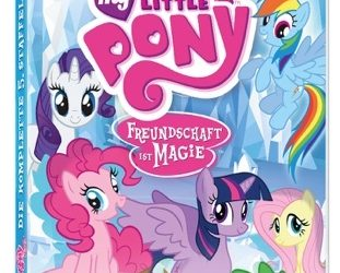 My Little Pony Staffel 5 311x250 - My Little Pony - Freundschaft ist Magie Staffel 5+6 - Gewinnspiel