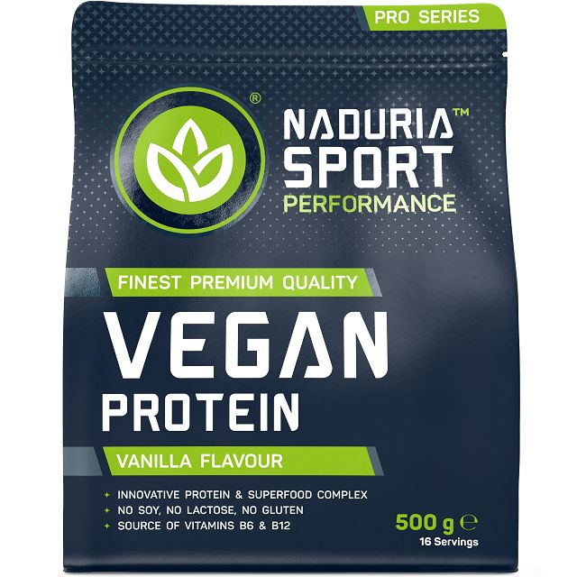NADURIA SPORT 4 - Lesertest: NADURIA SPORT Protein-Shake Vanille