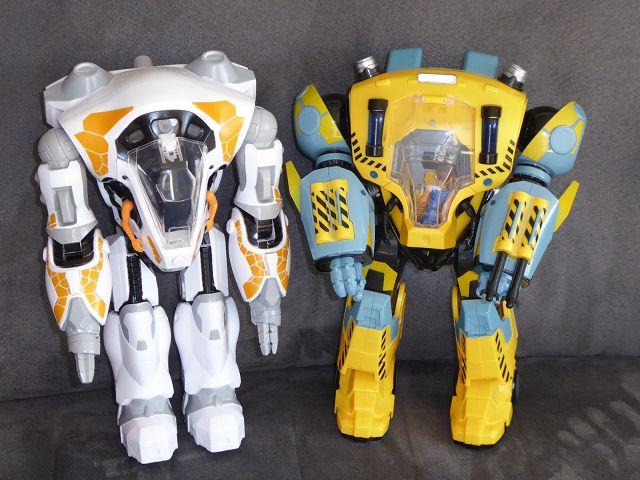 Produkttest: Nekbots und Figur von den Nektons