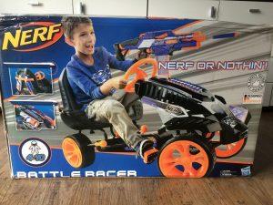 Nerf Battle Racer Go Kart im Test 1 300x225 - Produkttest: Nerf Battle Racer Go-Kart von Hauck