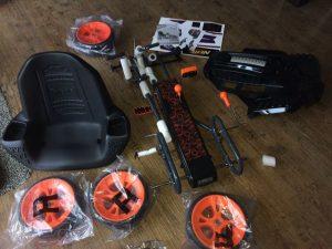 Nerf Battle Racer Go Kart im Test 2 300x225 - Produkttest: Nerf Battle Racer Go-Kart von Hauck