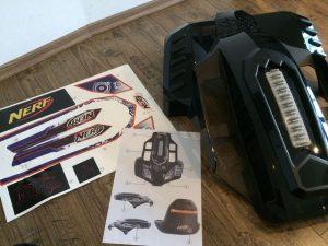 Nerf Battle Racer Go Kart im Test 3 300x225 - Produkttest: Nerf Battle Racer Go-Kart von Hauck