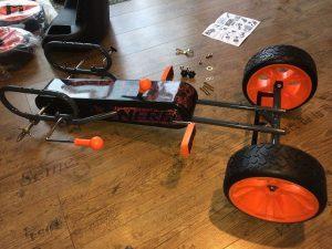 Nerf Battle Racer Go Kart im Test 5 300x225 - Produkttest: Nerf Battle Racer Go-Kart von Hauck