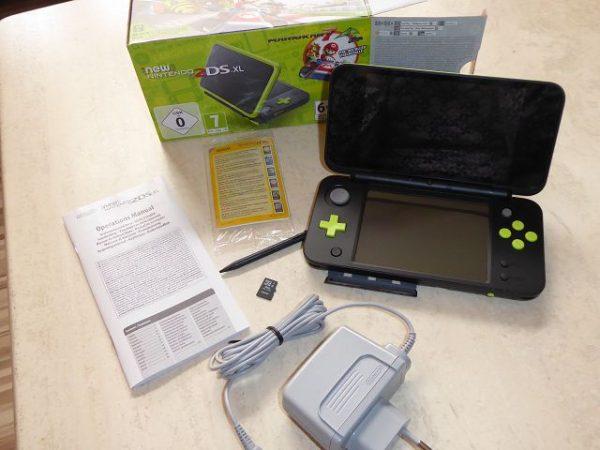 New Nintendo 2DS XL inkl. Mario Kart 7 11 600x450 - New Nintendo 2DS XL inkl. Mario Kart 7 + andere Spiele