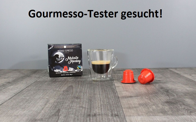 Tester gesucht: Nite-Edition by Gourmesso
