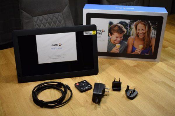 Nixplay Seed 7 600x400 - Produkttest: Nixplay Seed - Digitaler Bilderrahmen