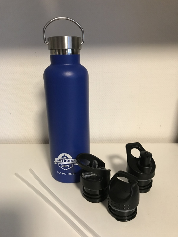 Produkttest – Outdoor dept
