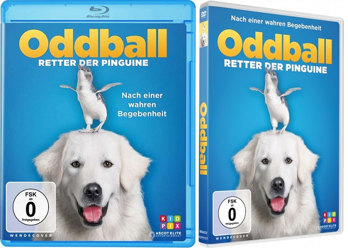 Gewinnspiel: Oddball – Retter der Pinguine