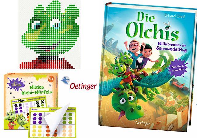 DIE OLCHIS- WILLKOMMEN IN SCHMUDDELFING Fanpaket Gewinnspiel