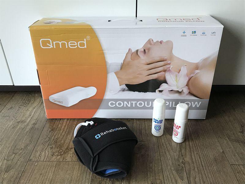 Produkttest: orthopädische Produkte von Rehaboteket